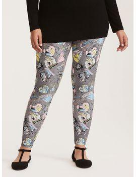 disney-princess-print-full-length-leggings by torrid