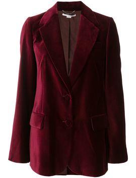 classic-velvet-blazer by stella-mccartney