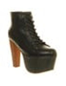 lita-platform-ankle-boots by jeffrey-campbell