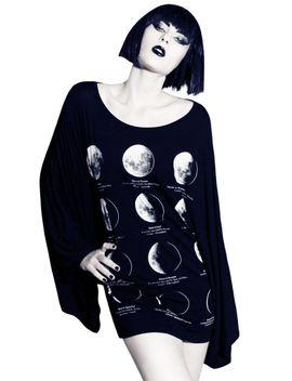 lunar-kimono-dress-[b] by killstar