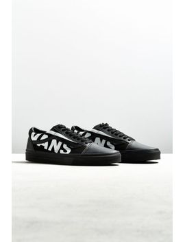 vans-old-skool-overbranded-sneaker by vans
