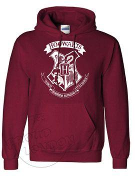 hogwarts-crest-logo-magic-school-fashion-unisex-pullover-hoodie-top by etsy