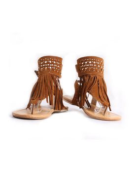 muqing-hot-fashion-new-women-tassel-sandals-women-flat-comfy-leather-shoes-ankle-wrap-strap-buckle-thongs-bohemia-shoes-7e0003 by ali-express