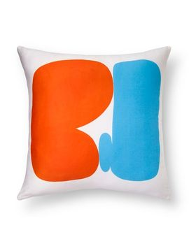 """artwork-series:-ability-to-compromise-by-jessica-snow-throw-pillow-(18""""x18"""")---air by shop-this-collection"""