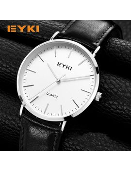 eyki-6mm-ultra-thin-men-watches-2018-luxury-brand-simple-genuine-leather-shockproof-waterproof-gold-watch-man-gifts-dropshipping by aliexpresscom