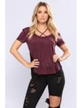 give-me-shelter-top---dark-plum by fashion-nova