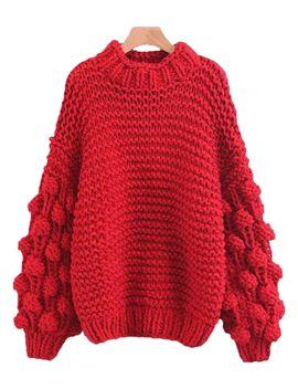 clora-pom-pom-sweater-(3-colors) by goodnight-macaroon
