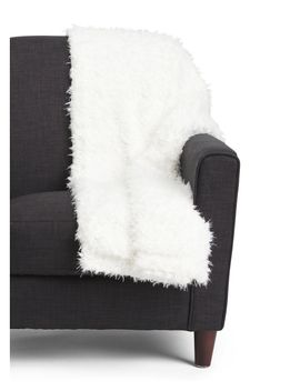 tibet-faux-fur-throw by cynthia-rowley