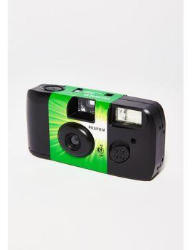 fujifilm-flash-400-camera by fujifilm