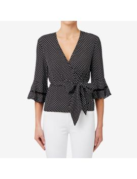 spotty-knot-top by seed-heritage