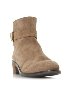 pheobie-pager-buckle-ankle-boots by dune
