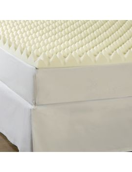 "comforpedic-from-beautyrest-memory-loft-4""-foam-mattress-topper by beautyrest"