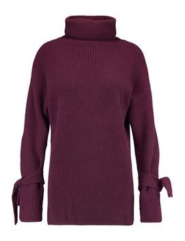 ribbed-cashmere-turtleneck-sweater by npeal