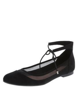 womens-annalee-ankle-tie-flat by learn-about-the-brandchristian-siriano-for-payless