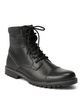 combat-boots by gap