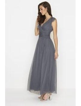 little-mistress-slate-maxi-dress by little-mistress