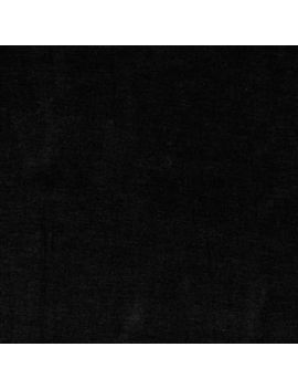 telio-organic-cotton-jersey-knit-black-fabric by fabric-