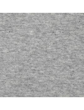 kaufman-laguna-stretch-cotton-jersey-knit-heather-grey-fabric by fabric-
