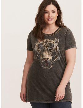 embellished-mineral-wash-knit-tiger-tunic-tee by torrid