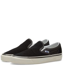 vans-classic-slip-on-98-dx by vans'