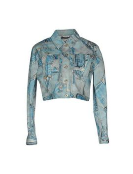 jacket by moschino