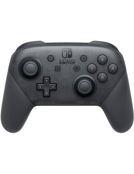 nintendo-switch-pro-controller,-black by nintendo