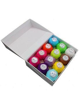 lado-petra-essential-oil-bath-bombs-set,-2-8-ounces-(set-of-12) by lado-petra