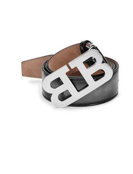 mirror-b-leather-belt by bally