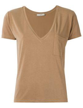 camiseta-decote-em-v by egrey