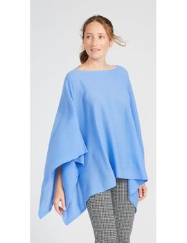 rale-cashmere-poncho by jmclaughlin