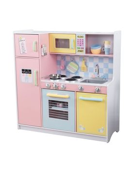kidkraft-large-pastel-kitchen by kidkraft