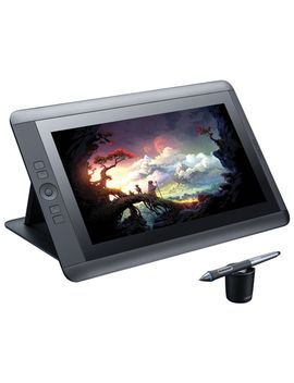 "wacom-cintiq-13hd-133""-creative-pen-display-(dtk1300)---black by best-buy"