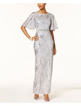 sequined-embroidered-gown by adrianna-papell
