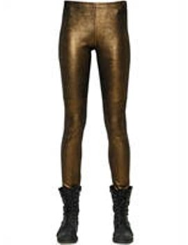 laminated-stretch-leather-pants by mes-demoiselles