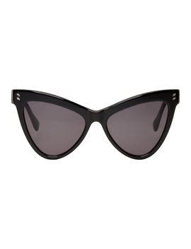 black-cat-eye-sunglasses by stella-mccartney