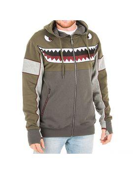 fallout-hot-rodder-shark-hoodie by think-geek