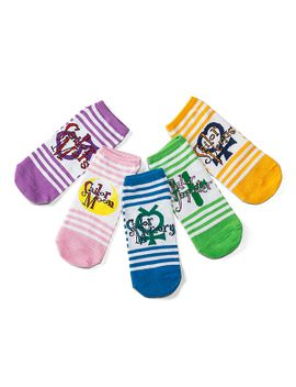 sailor-moon-sailor-scouts-5-pack-socks by think-geek