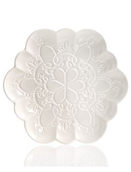 figural-snowflake-salad-plate,-created-for-macys by martha-stewart-collection
