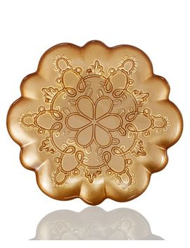 figural-snowflake-appetizer-plate,-created-for-macys by martha-stewart-collection