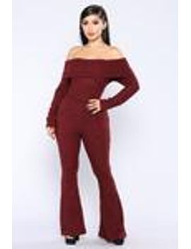 cold-as-you-sweater-jumpsuit---burgundy by fashion-nova