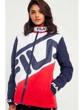 fila-logo-ski-jacket by fila