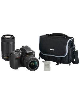 nikon-d3400-dslr-camera-with-18-55mm_af-p-70-300mm-lenses-&-accessory-kit by best-buy