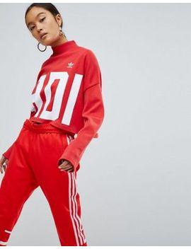 adidas-originals-bold-age-cropped-sweatshirt by adidas