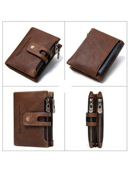 contacts-genuine-crazy-horse-leather-mens-wallet-man-cowhide-cover-coin-purse-small-brand-male-credit&id-multifunctional-walets by aliexpresscom