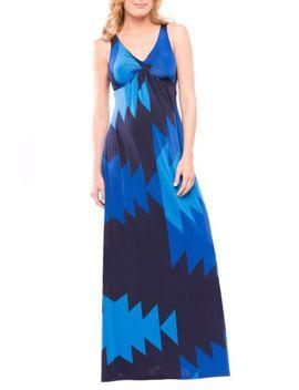 olivia-sleeveless-maternity-maxi-dress by olian