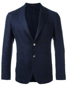 patterned-blazer by the-gigi