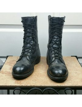 1960s-nicely-distressed-usaf-military-boots by usaf