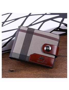 new-men-women-short-wallet-free-shipping by ioffer