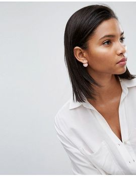 asos-pastel-double-bubble-earrings by asos-collection