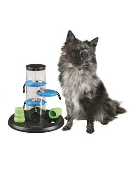trixie-gambling-tower-(level-1)-pet-toy by trixie-pet-products